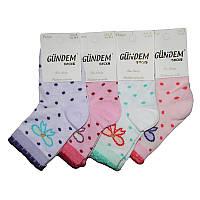 """Носочки детские для девочки 0-1 год """"Gundem"""""""