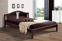 Кровать МИКС-Мебель Марго 160*200 каштан