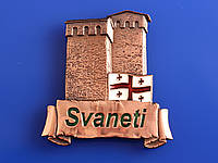 "Сувенирный магнит ""Svaneti"" (Литье)"