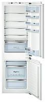 Холодильник двухкамерный встроенный BOSCH KIN86KF31
