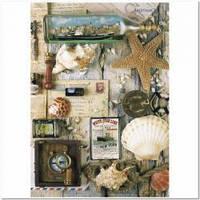 Пазлы Искусство 'Морские сувениры, 1000 элементов '