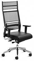 Кресло для руководителя c высокой спинкой в натуральной коже LORDO DAUPHIN Германия