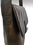 Сумка мужская Smit, 34*37*10 см, черный, фото 2