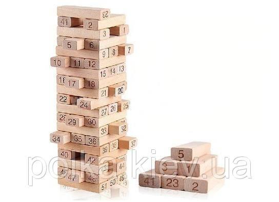 Деревянная головоломка Башня