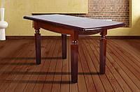 Стол МИКС-Мебель Кайман 1200(+400)*7000 (орех), фото 1