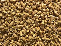 Пеллета (гранула) из сосны A1, фасовка биг-бэг 1000 кг, 6 мм.