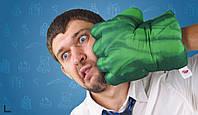 Перчатки Руки Халка, 2шт, фото 1