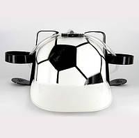 Шлем для напитков Футбол, фото 1