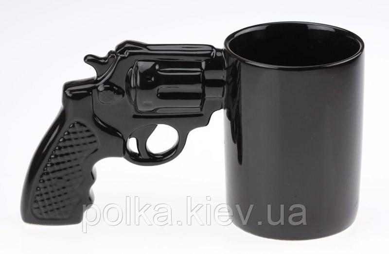 Чашка Револьвер