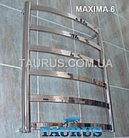 Полотенцесушитель Maxima 6/650x500 из нержавеющей стали