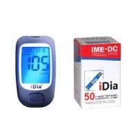 АКЦИЯ! Глюкометр IME-DC IDIA + 50 тест-полосок, (Германия)