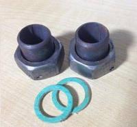 Комплект монтажных частей (КМЧ) для подключения газового счетчика