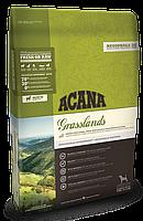 Acana GRASSLANDS DOG 340 г - корм для собак и щенков всех пород и возрастов (ягненок/утка)