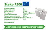 Двері ПВХ Steko R 300