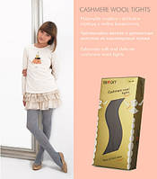 Одотонные колготки с  добавлением пряжи кашемира Rewon 502 014