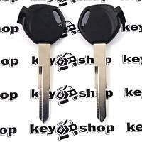Ключ с магнитами для мотоцикла Honda (Хонда) лезвие правое (длинное)