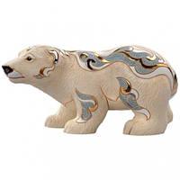 Фигурка De Rosa Rinconada Large Wildlife Медведь Полярный (лим.вып. 2000 шт) Dr458-15 бежевый