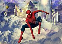 Печать съедобного фото - А4 - Вафельная бумага - Человек-паук №45, фото 1