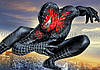 Друк їстівного фото - А4 - Вафельна папір - Людина-павук №48