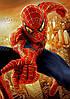 Печать съедобного фото - А4 - Вафельная бумага - Человек-паук №50
