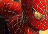 Печать съедобного фото - А4 - Вафельная бумага - Человек-паук №51