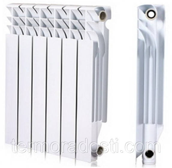 Биметаллический радиатор отопления Mirado 500/96