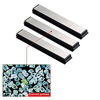 Алмазные точильные камни 3 шт. бруски для RUIXIN, Арех точилок. Точильный станок. Точило. Нож.