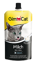 GimCat молоко для кошек 200 мл (406268)