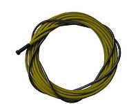 Спираль подающая (бауден) желтая  3,4м BINZEL