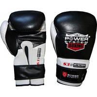 Перчатки для бокса POWER SYSTEM impakt/target