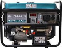 Генератор газ/бензин Könner&Söhnen KS 7000E-G