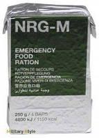 Экстренный пищевой рацион NRG-M, 250 г - (Max Fuchs)