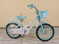 "Детский велосипед 16"" Crosser Mermaid, фото 1"