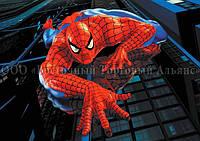 Печать съедобного фото - А4 - Вафельная бумага - Человек-паук №54, фото 1