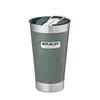 Термочашка Stanley Classic 0.47 л зеленая, фото 1