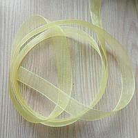 Лента органза  3 (10 мм) - 5 метров   (товар при заказе от 200 грн)