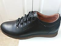 Мужская кожаная обувь на осень