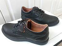 Мужская кожаная обувь