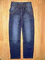 Брюки джинсовые для мальчиков оптом,New Feeling, 25-30 рр