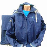 Батал, спортивный прогулочный костюм из плащевой ткани Soccer - Турция, размеры 56, 58, 60, 62, 64.