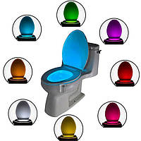 Подсветка LED для унитаза illumiBowl lightBowl ( ИллюмиБовл) toilet night light)
