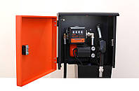 DELTA AC 70/80/100 – Мини колонка в ящике для заправки техники топливом. Питание 220 В, 70-100 л/мин