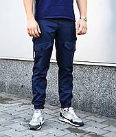 Мужские брюки темно-синие ТУР Prometheus