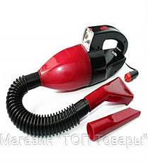 Пылесос для авто CAR VACUM CLEANER!Опт, фото 3