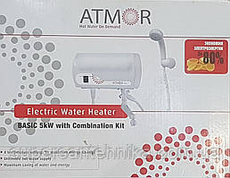 Водонагреватель для ванны Atmor basic 5kw
