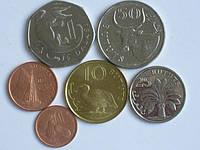 Монеты Африки и Азии