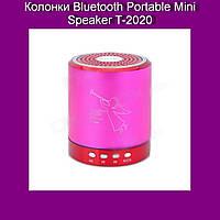 Колонки Bluetooth Portable Mini Speaker T-2020!Акция