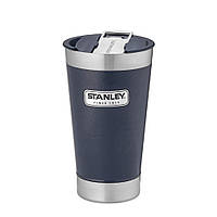 Термочашка Stanley Classic 0.47 л синяя, фото 1