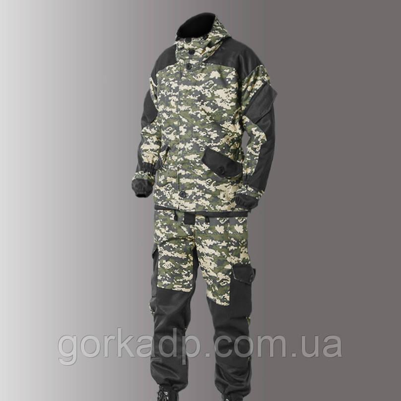 Костюм Горка 3 черная Acupat