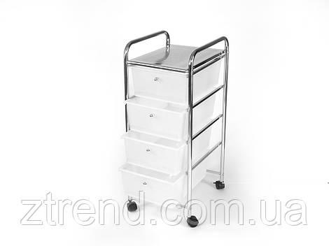 Этажерка для ванной 4 ящика AWD02040017